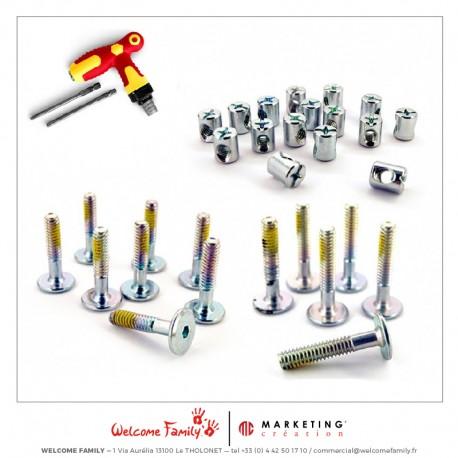 Screws & tools