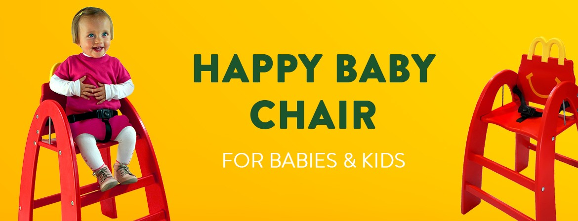 happy baby chair